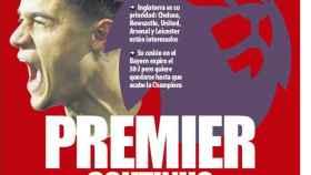 La portada del diario Mundo Deportivo (28/05/2020)