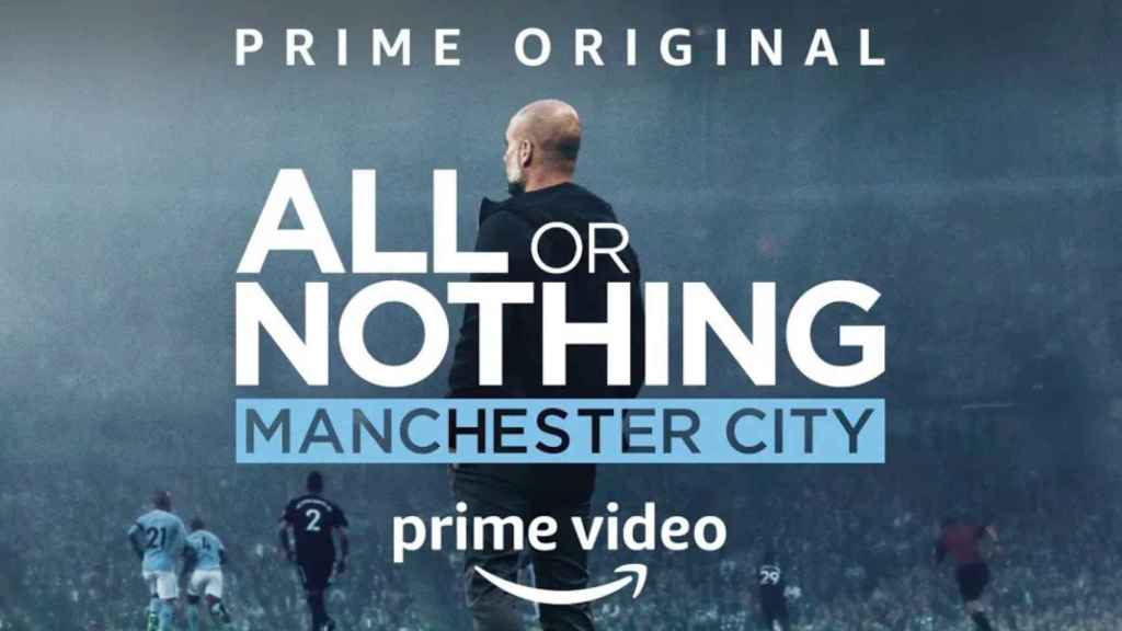 All or Nothing: Manchester City, de Amazon Prime