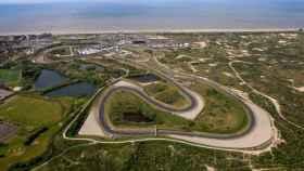 Circuito del Gran Premio de Países Bajos de Fórmula 1