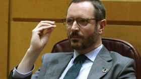 El portavoz del PP en el Senado, Javier Maroto, en una imagen de achivo.