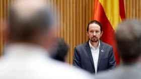 El vicepresidente segundo del Gobierno, Pablo Iglesias.
