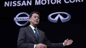 El CEO de Nissan, Makoto Uchida.