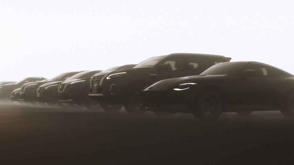 La nueva gama de vehículos con la que Nissan quiere salir de la crisis