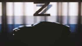El Z es el nombre provisional del nuevo deportivo de Nissan