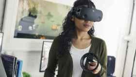 El nuevo HP Reverb G2 es un visor de realidad virtual y mixta