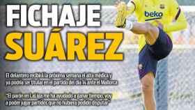 Portada Sport (29/05/2020)