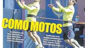 Portada Mundo Deportivo (29/05/2020)