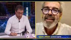 El modista Lorenzo Caprile en 'El Hormiguero'.