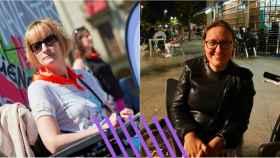 Pilar y Ainhoa padecen de esclerosis múltiple.
