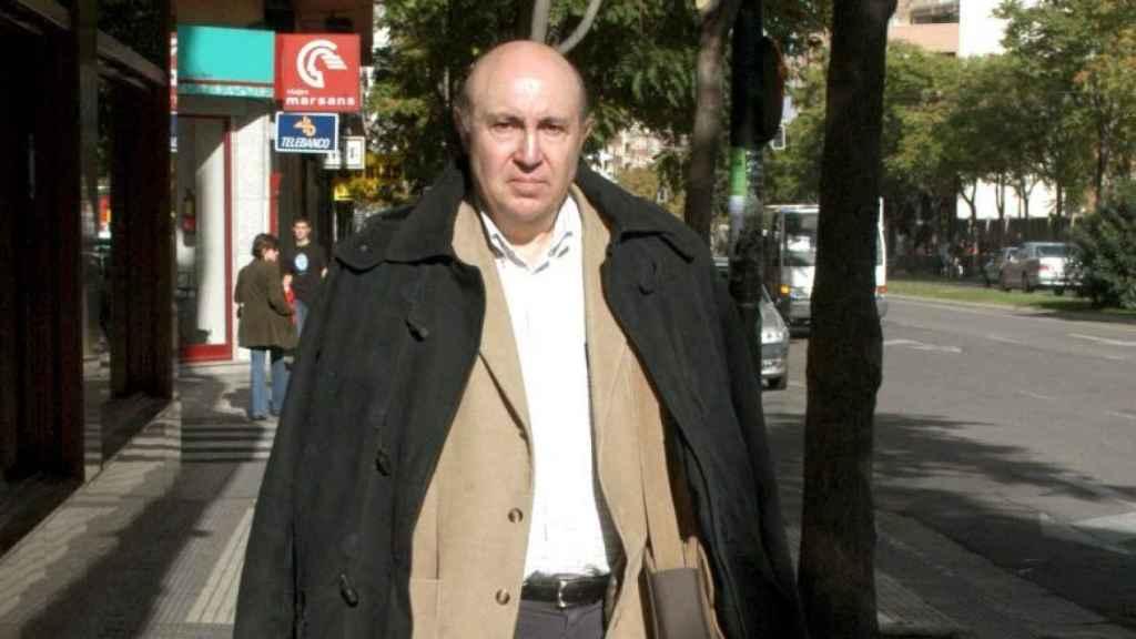 El exdirector de la Guardia Civil Luis Roldán.