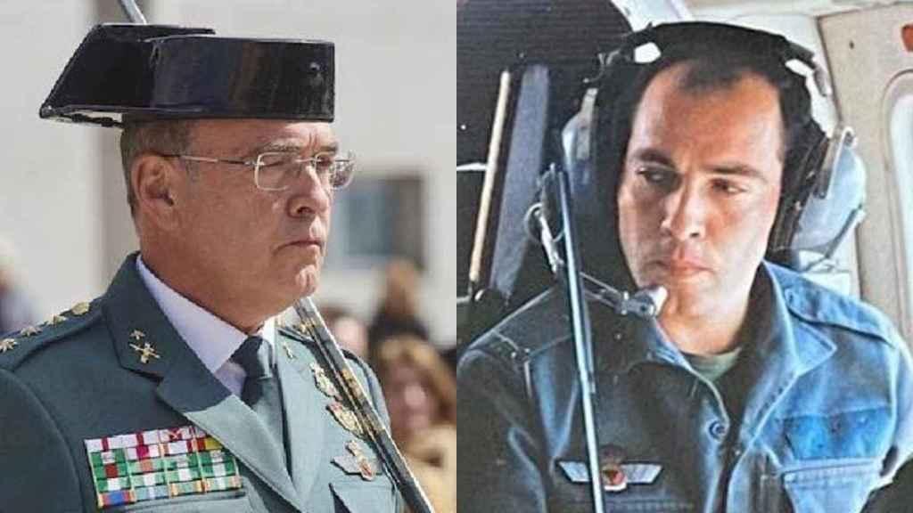 El coronel Diego Pérez de los Cobos.