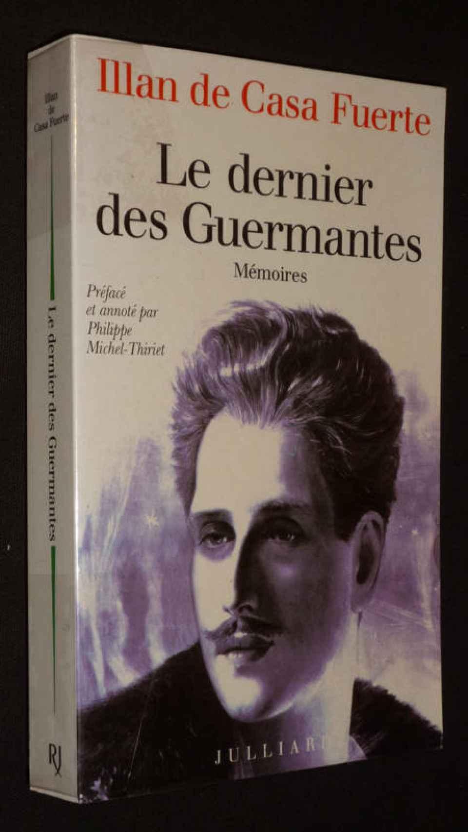 Portada de las memorias del abuelo de Cayetana, publicadas por Juilliard.