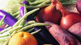 Incluso los cítricos tienen un lugar entre las verduras a la parrilla.