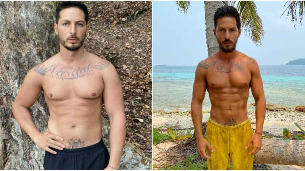 El antes y el después de Nyno Vargas