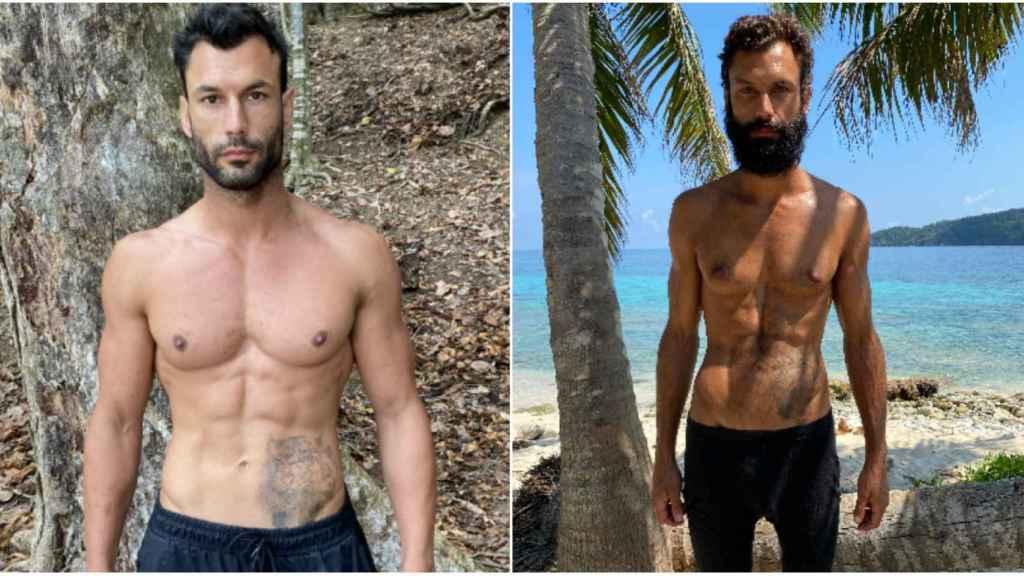 El antes y el después de Jorge