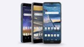 Nuevos Nokia C5 Endi, Nokia C2 Tava y Nokia C2 Tennen