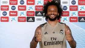 Marcelo: No estamos como antes del parón, pero nuestras ganas por jugar van en aumento