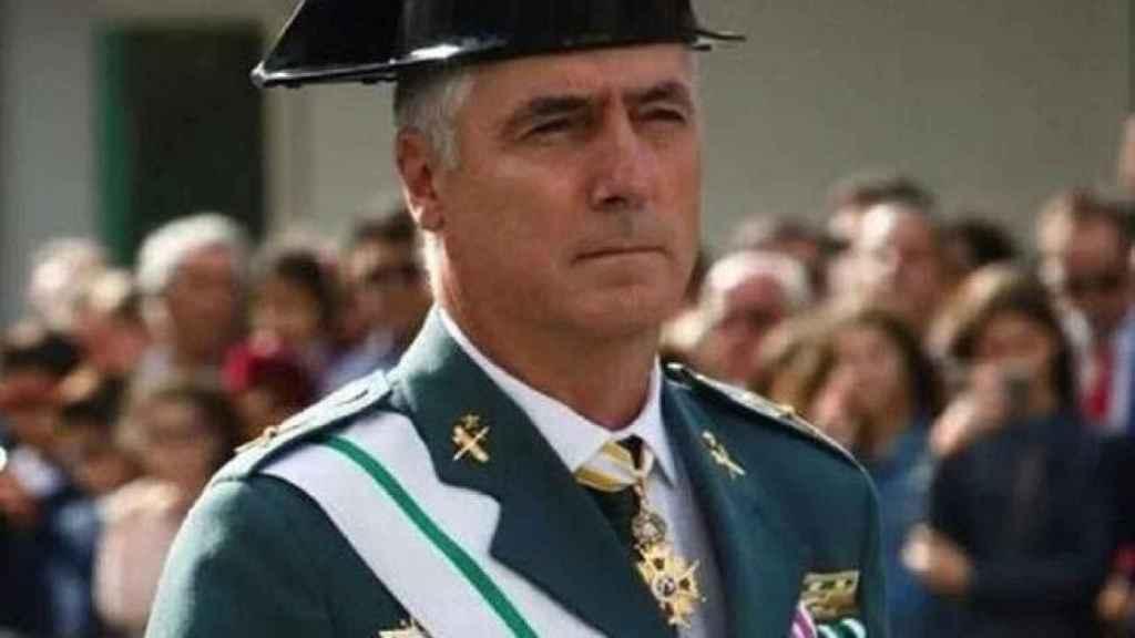 El general de división Félix Blázquez ocupaba hasta ahora el Mando Único del Estrecho.