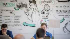 El centro de innovación abierta de Ecoembes, TheCircular- Lab, en La Rioja.