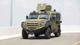 Roshel Senator APC, vehículo blindado.