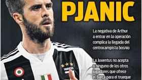 La portada del diario Sport (30/05/2020)