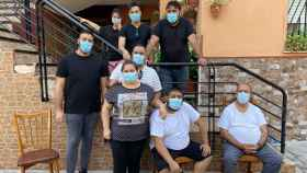 La familia De la Rosa, de Tomelloso, ha perdido a 4 miembros por el virus.