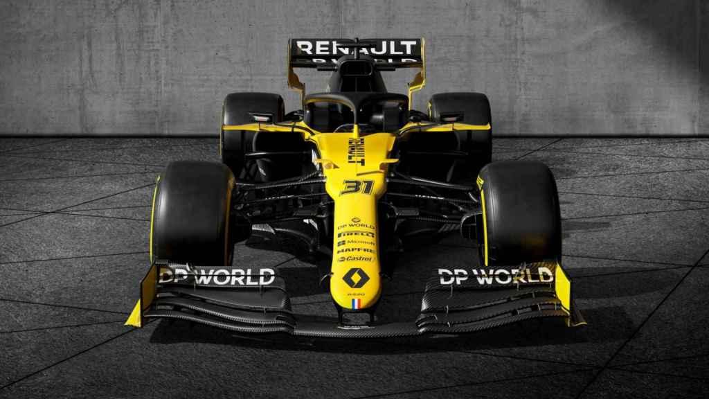 Renault R.S.20, el monoplaza de la escudería francesa para la temporada 2020