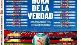 La portada del diario MARCA (01/06/2020)