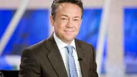 El periodista Sergio Sauca (RTVE)