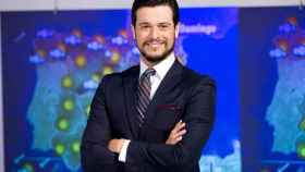 Martín Barreiro en una imagen promocional de la cadena pública.