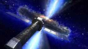 Misión espacial Athenas de Sener.