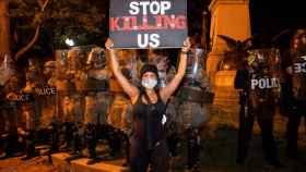 Disturbios en Estados Unidos por la muerte de Goerge Floyd