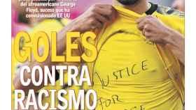 La portada del diario AS (01/06/2020)