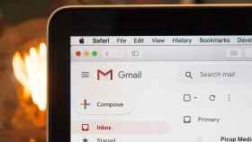 Gmail en el ordenador.