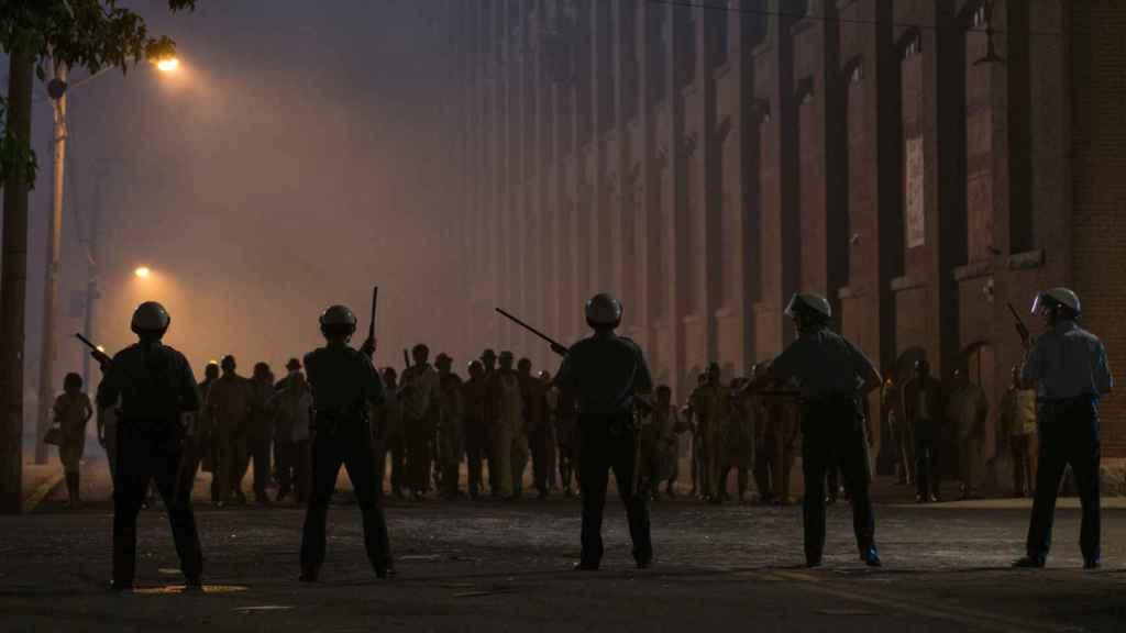 Fotograma de Detroit.