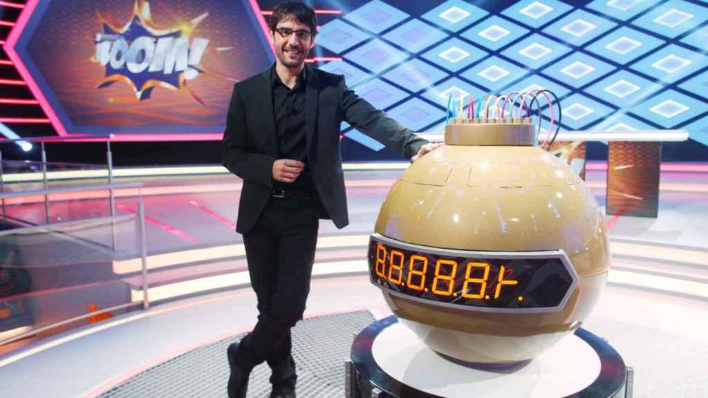 Juanra Bonet en una imagen promocional del programa.