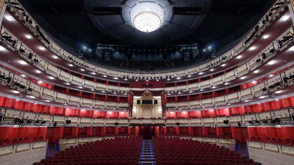 Teatro Real.