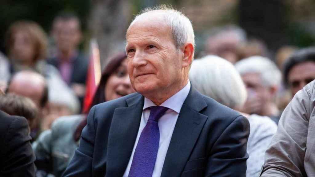 José Montilla, exministro de Industria y expresidente de la Generalitat, en su etapa en el Senado.