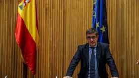 Tamames propone sin éxito a Patxi López crear un comité de sabios para la reestructuración