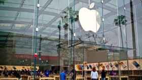 Una tienda de Apple en una imagen de archivo.