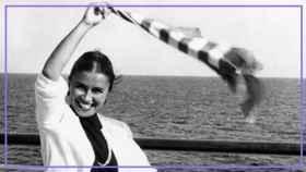 Sara Little Turbull, la inventora de la mascarilla N95, se inspiró en la copa de un sujetador.