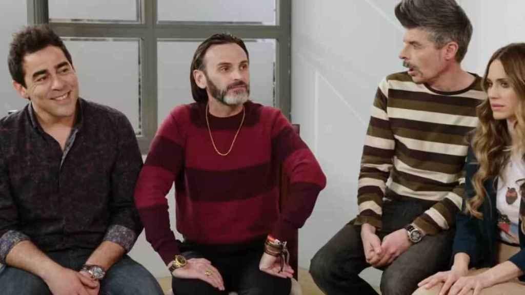 Imagen de uno de los nuevos episodios de la comedia (Telecinco)