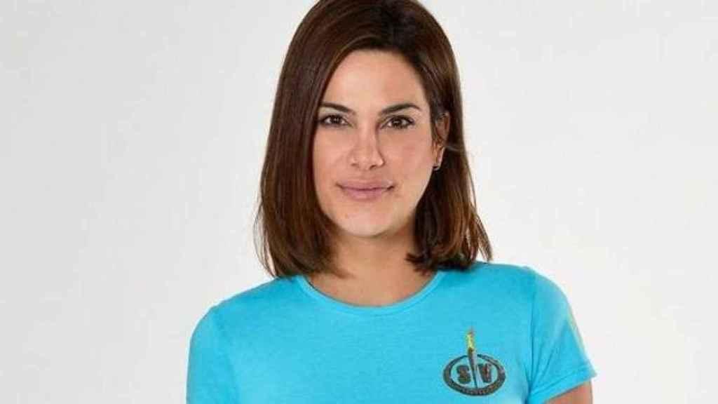 Carla Barber es la nueva novia de Diego Matamoros.