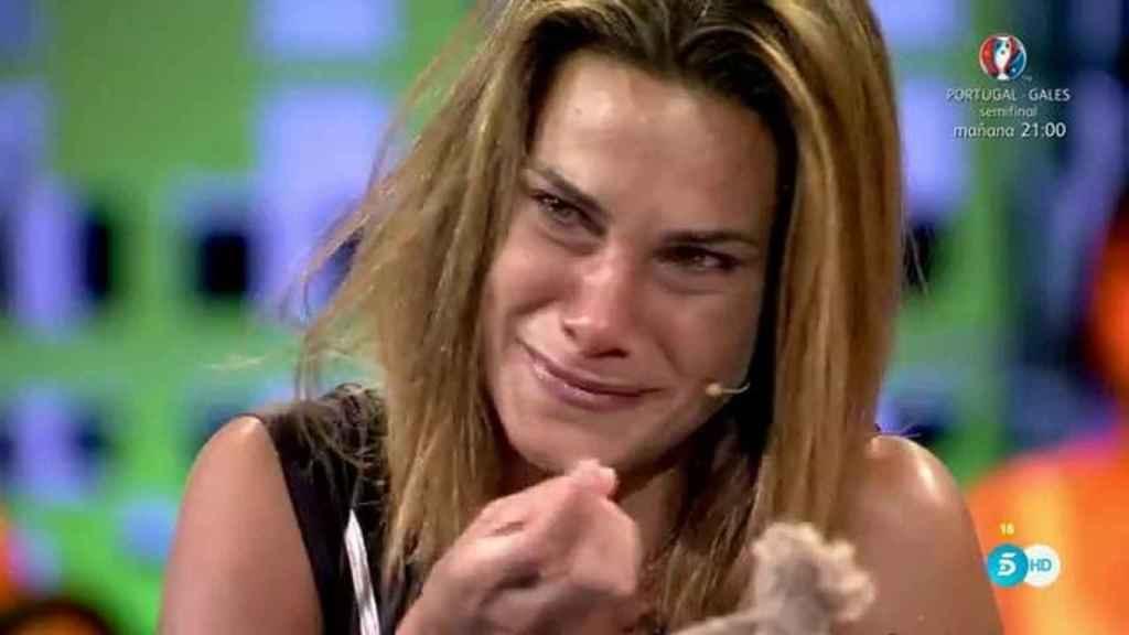 Carla se emocionaba al hablar de Mila Ximénez en plató.