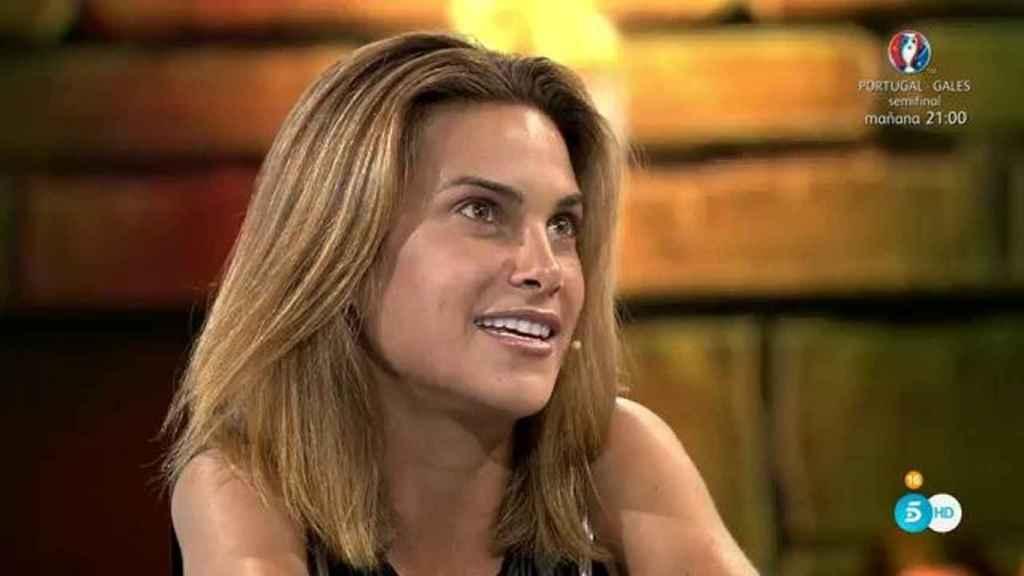 En 2017, Carla criticó a Telecinco y a la productora de 'Supervivientes'.