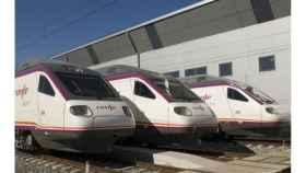 Trenes Avant de Renfe.