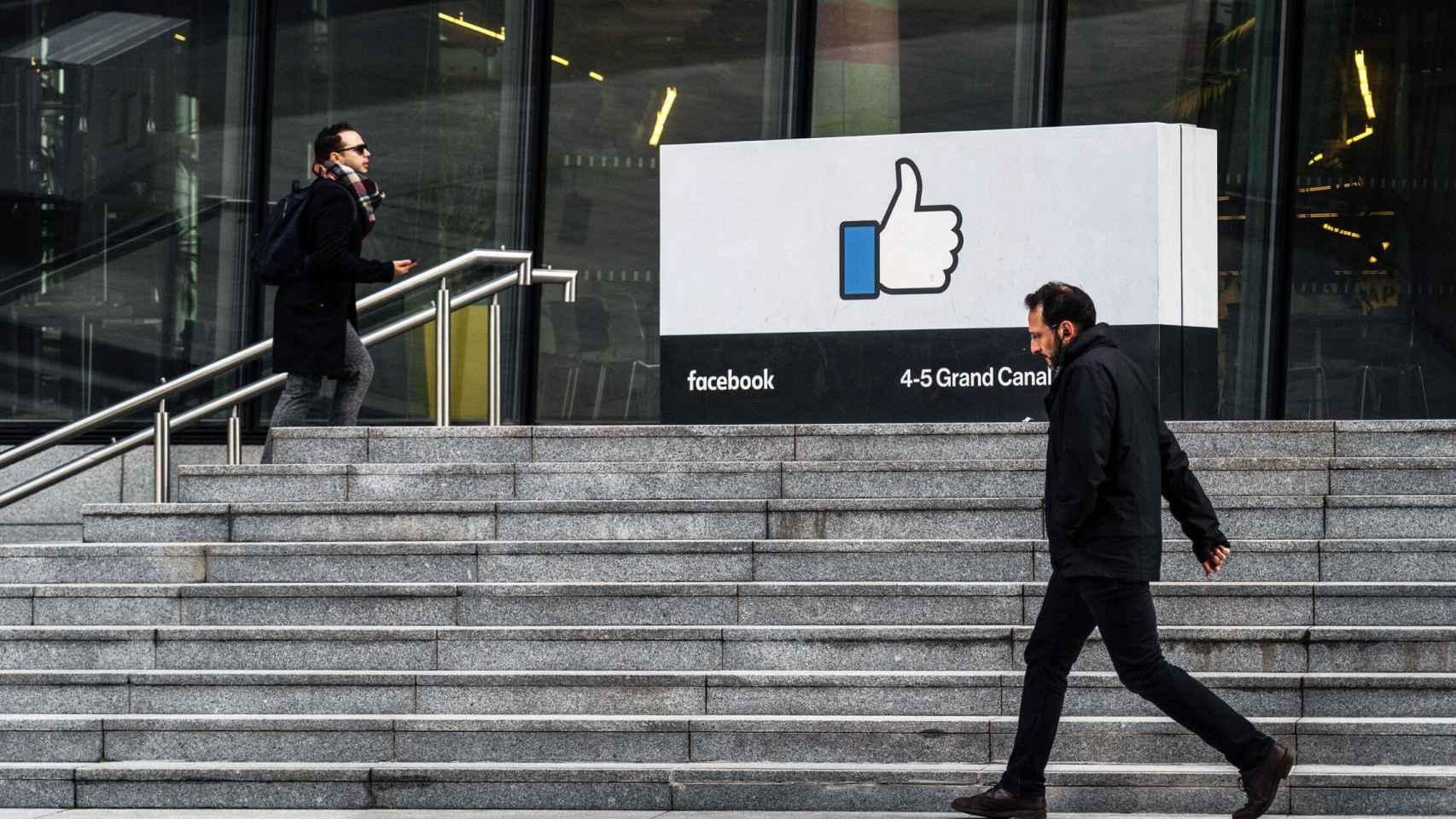 Edificio de Facebook.