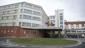 Complejo Hospitalario de Navarra, donde falleció el niño