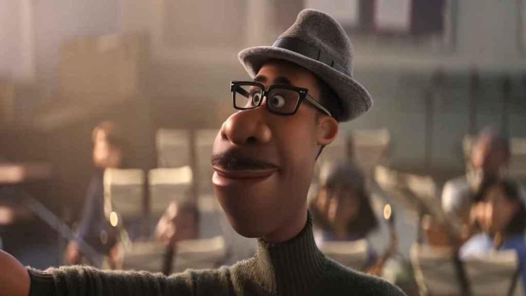 Soul, de Pixar.