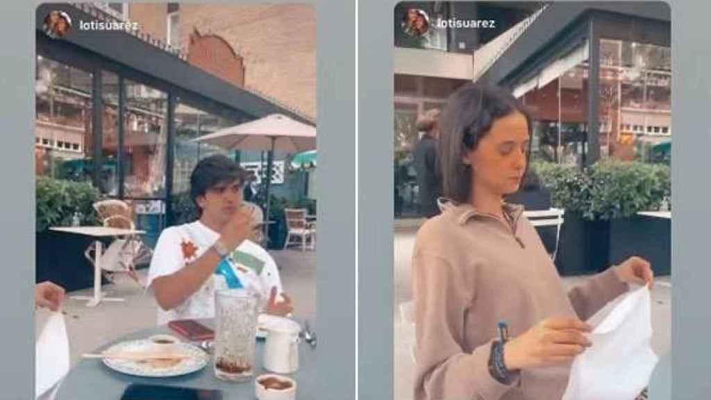Las imágenes que demuestran que Victoria Federica está en Madrid.